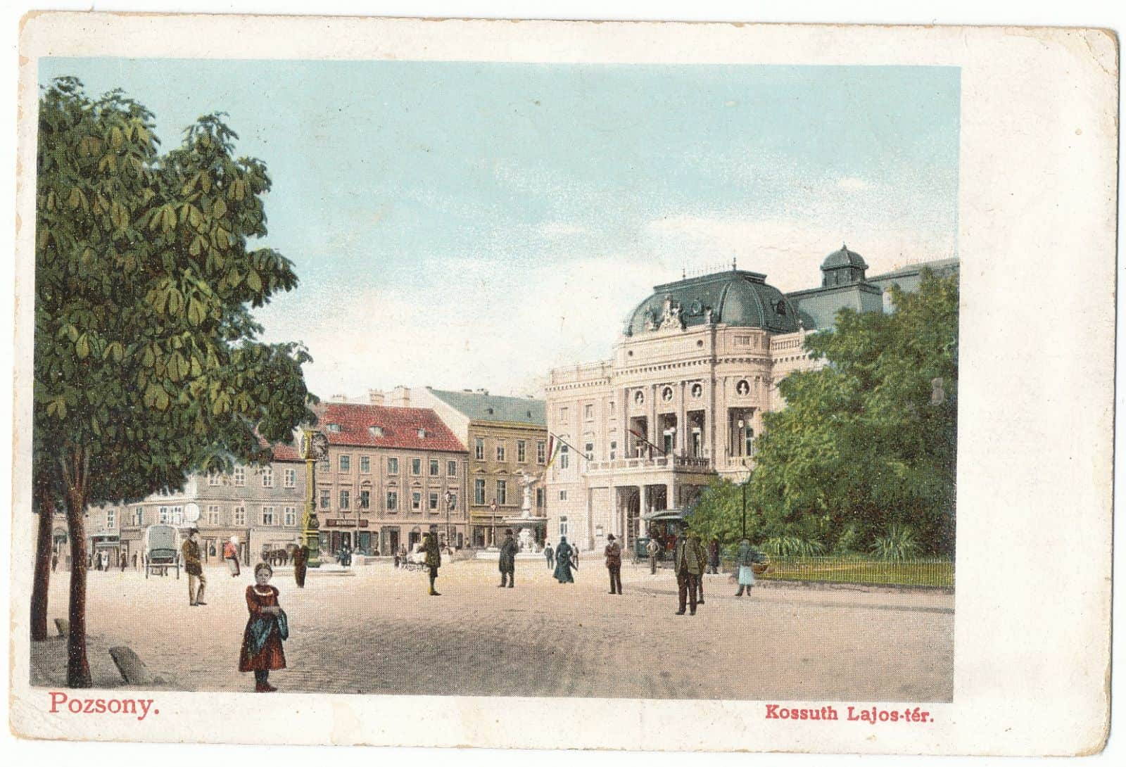 Autor: 1905, Bratislava historické fotografie / Kronika Slovenskej republiky