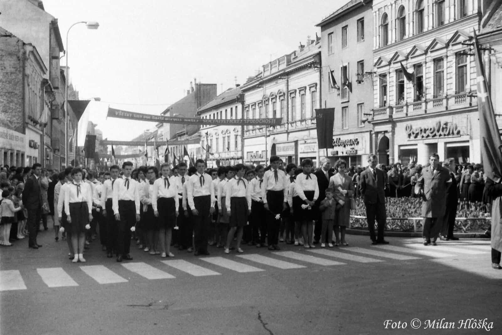 Autor: Milan Hlôška © 2013 / Nitra historické fotografie / Kronika Slovenskej republiky