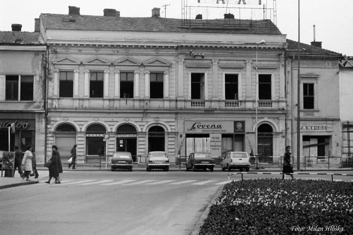 Autor: Milan Hlôška © 2013 / Nitra historické fotografie / Kronika Slovenskej republiky /