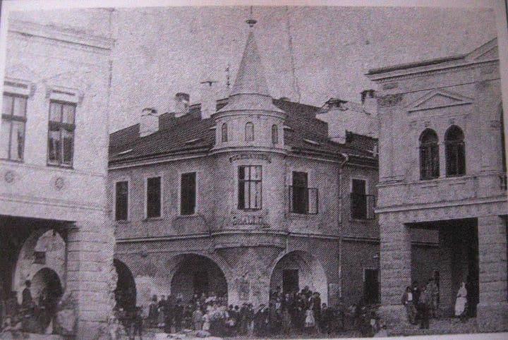 Autor: Žilina historické fotografie / Kronika Slovenskej republiky