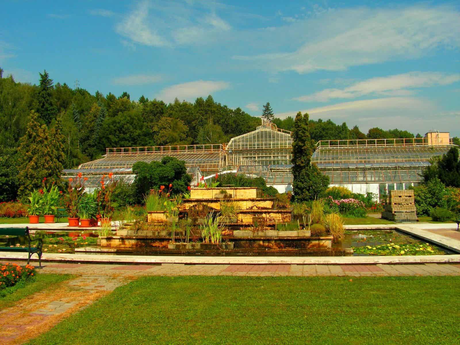 Autor: Rudolf Pellionis 2013© všetky práva vyhradené Botanická záhrada__Kosice__Rok_2010_