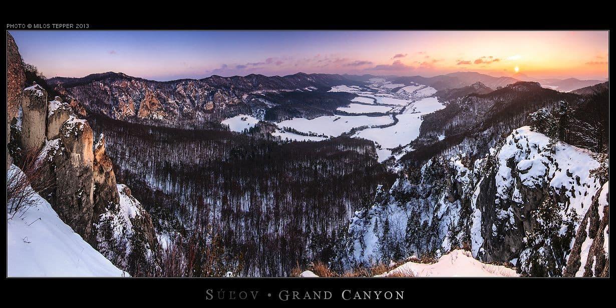 Autor: Miloš Tepper©2013 Sulov___Grand_canyon