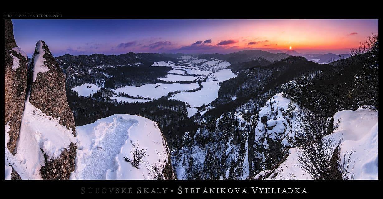 Autor: Miloš Tepper©2013 Sulovska_panorama