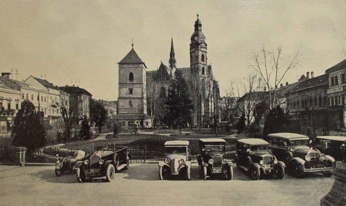 Autor: divadelne_parkovisko Košice historické fotografie / Kronika Slovenskej republiky