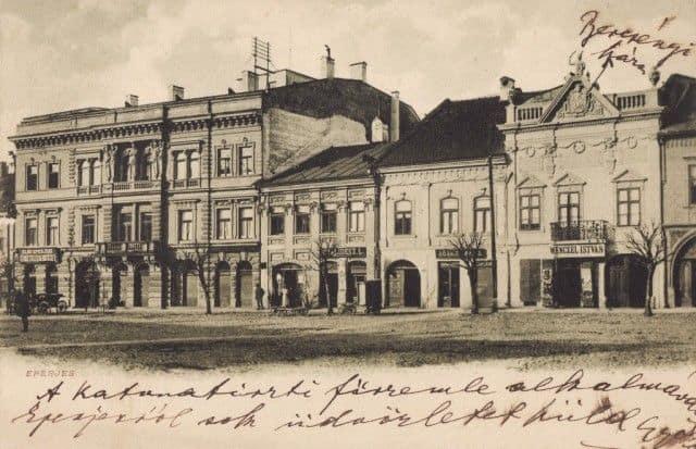Autor: Prešov historické fotografie / Kronika Slovenskej republiky / Copyright © Róbert Tomečko, všetky práva vyhradené /