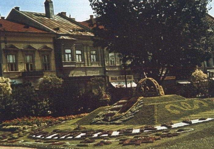 Autor: namestie_svatej_koruny Košice historické fotografie / Kronika Slovenskej republiky