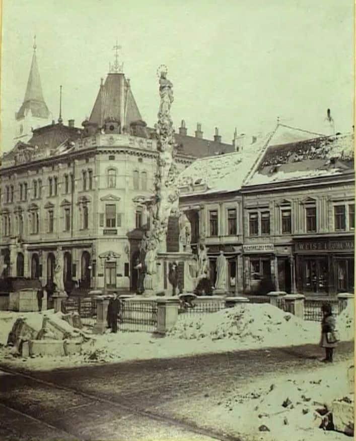 Autor: znicnea_imakulataKošice historické fotografie / Kronika Slovenskej republiky